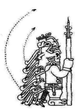 figura 10 Piedra de Raimondi projection de profil