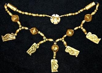 figura 29 Oro collier Lombards Museum