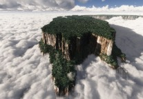 Venezuela Canaima Tepui