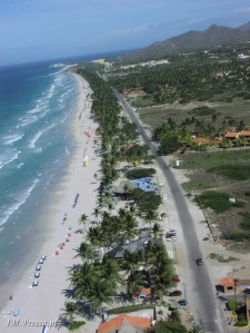 20 Isla Margarita - Playa el Agua - Motolotnia