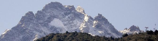 Venezuela-Sierra Nevada Pico Bolivar