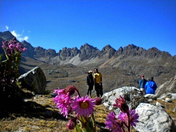 Venezuela-Sierra Nevada Trekking