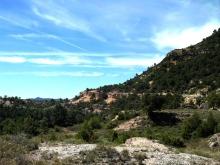 2014-07-12 Ruta dels Refugis (100) Albarca Grau San Juan