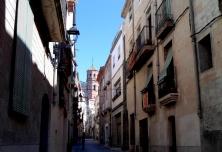 2014-07-12 Ruta dels Refugis (3) Vilaplana calle Major