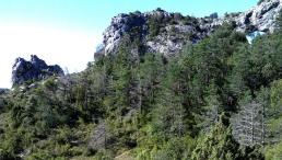 2014-07-12 Ruta dels Refugis (38) Roca Forada arrivee