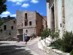 2014-07-12 Ruta dels Refugis (53) Capafonts Fontaine eglise