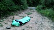2014-07-12 Ruta dels Refugis (79) route forestiere Pla de Guardia Bivouac
