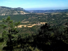 2014-07-12 Ruta dels Refugis (86) Grau den Saura Panorama Albarca