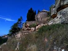 2014-07-12 Ruta dels Refugis (93) Albarca eglise