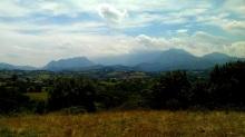 Camino Primitivo Mayake 14 premier paysage