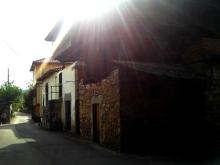 Camino Primitivo Mayake 19 Las Casas rue