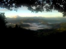 Camino Primitivo Mayake 25 Salas paysage