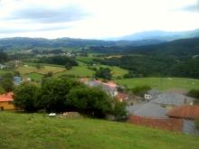 Camino Primitivo Mayake 28 Borres haut