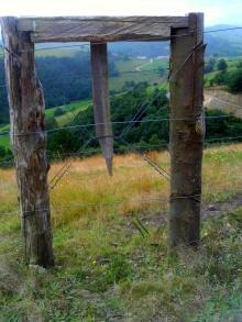 Camino Primitivo Mayake 32 cloture tendeur