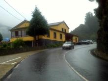 Camino Primitivo Mayake 57 bar resto hotel Las Grandas