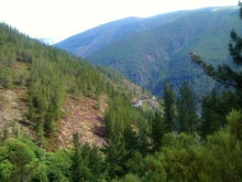 Camino Primitivo Mayake 59 montee grandas