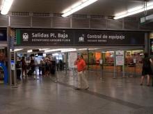 Camino Primitivo Mayake 85 Puerta de Atocha niveau bas