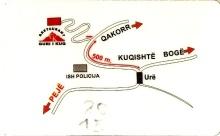Carte GH Guri i Kud Kosovo 2