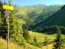 IMG_1088 Babino Polje panneau debut montee