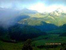 IMG_1217 Col Lumbardhit vue route Milishevic