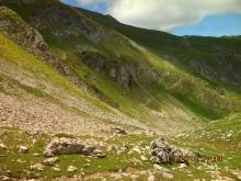 IMG_1262 Maja Madhe vue sur Col Roshkodoli
