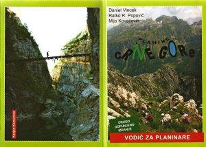 Montenegro Planine Crne Gore-Vodic za Planinare