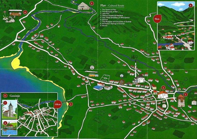 Montenegro Plav Plan