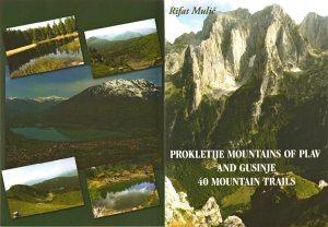 Montenegro Prokletije Mountains of Plav & Gusinje-40 Mountains Trails