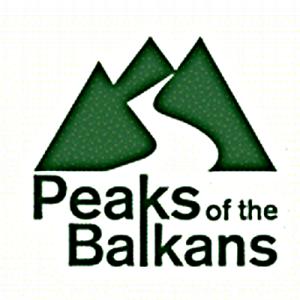 Peaks of Balkans logo