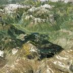 Albanie Kosovo Montenegro – Traces et GPS dans le Kelmend