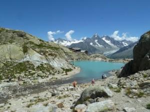 TMB 7 Refuge Lac Blanc
