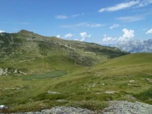 TMB 8 Plateau Brevent